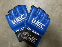 WEC Ouano 4 OZ MMA Gloves - Not Sold To The Public, UFC, Japanese MMA