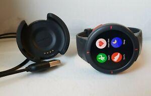 GPS Sportuhr AMAZFIT Verge A1811 Smartwatch Pulsmesser Fitness Bluetooth Grau