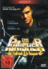 The Punisher , uncut / unrated , new and sealed , Dolph Lundgren