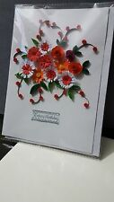 Handmade Paper Quilling Greeting Cards Happy Birthday