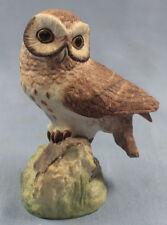 eule vogel figur porzellanfigur vogelfigur porzellan owl boehm