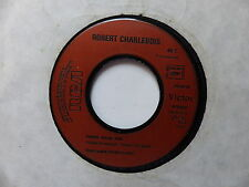 ROBERT CHARLEBOIS Pobre Julio  DB 8815 PROMO MONO FACE