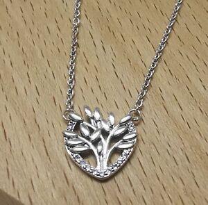Pandora Collier Halskette 399261C01 Herz Familienstammbaum 50cm S925 ALE