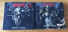 KREATOR Hordes of Chaos - Limited Edition CD+DVD