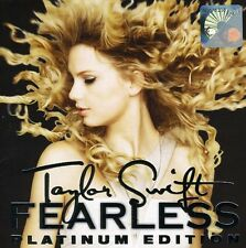 Taylor Swift - Fearless: Platinum Edition [New CD] Holland - Import, NTSC Format