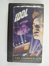 Billy Idol: The Charmed Life and Other Vital Videos VHS Tape