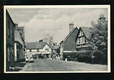 Berkshire Berks BRAY Village The Ringers 1951 PPC