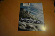 CATALOGUE BMW M5 de 2008