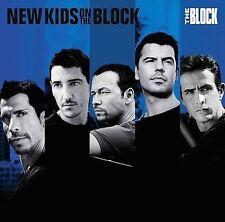 New Kids On The Block – The Block CD Interscope 2008 NEW