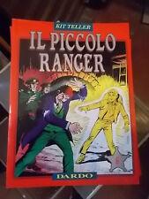 KIT TELLER IL PICCOLO RANGER VOLUME 6 - DARDO 1995 FUMETTI