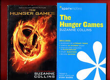 The Hunger Games by Suzanne Collins + SparkNotes study guide