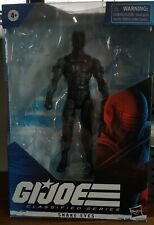 "Hasbro GI Joe Cobra Classified 6"" Series - Snake-Eyes- NOT Complete - READ"