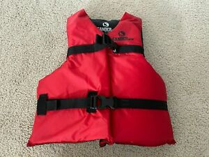 Gander Mountain Youth Life Jacket Vest for 50-90 lbs. | US Coast Guard Approved