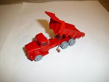 Wiking Modellbau H0 1:87  LKW Magirus  Muldenkipper Rot