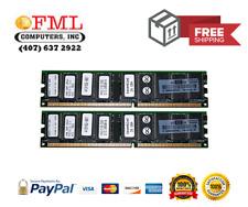 24x8GB PC2-5300P DDR2 ECC Reg Server Memory RDIMM RAM for Dell M905 192GB