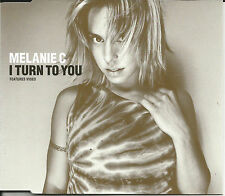 Spice Girls MELANIE C w/ TLC I turn to you MIXES & LIVE & VIDEO CD single MEL