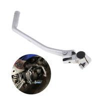 Für Honda XR200R XL250S XL250R Silber Kickstarthebel Motorradteile 28300-435-770