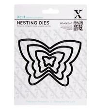 X cut 4 piece butterfly Nesting decorative dies Use Xcut or any cutting machines
