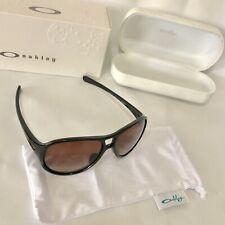 Oakley Womens Twentysix.2 Brown Sugar Dark Gradient Lens Aviator Sunglasses
