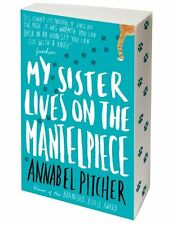 My Sister Lives on the Mantelpiece,Annabel Pitcher- 9781780621869