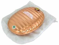 New Japanese Yutanpo Pure copper hot-water bottle 2.6L with bag From Japan