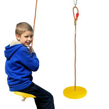 Swing Seat Playground Outdoor Swingset Accessories Hanger Chain Kids Child Belt