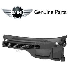 Fits Mini R55 R56 R57 Cooper Left Windshield Cowl Cover GENUINE 51 13 2 751 209