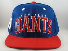 NFL New York Giants Retro Snapback Hat Cap Blue Red 85b66df9fca