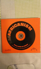 SINCLAR BOB - AFRICANISM, SPECIAL MIXED VERSION - (16 TRACKS)  DIGIPACK CD
