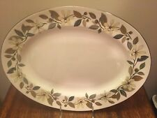 Wedgwood Beaconsfield Oval Platter 13 7/8""