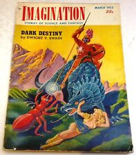 Imagination - US digest - March 1952 - Vol.3 No.2 - Jakes, Swain, Lesser, Fritch