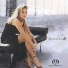 Diana Krall - Look of Love [New SACD] Hybrid SACD, Multichannel/Stereo SACD