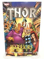 Thor The Warriors Three Complete Collection Loki Destroyer Marvel Comics New TPB