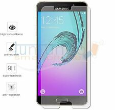 Protector de pantalla cristal templado para Samsung Galaxy A5 (2016) vidrio