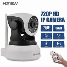 HD 720P Wireless WiFi IP Camera Home Security Network CCTV Night Vision System