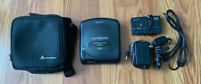 Sony D-802K Car Discman Mega Bass Portable CD Player Bundle