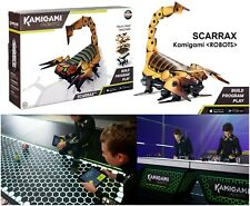 Kamigami Scarrax Battle Robot Kit (Build Program Play) Use Android Apple Control