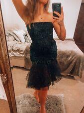 Vestido de Colección de Ralph Lauren De Plumas