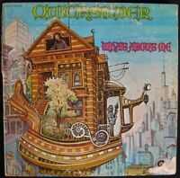 "Quicksilver Messenger Service ""What About Me"" 1970 Gatefold Vinyl LP Record"