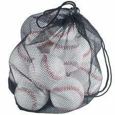 Tebery 12 Pack Standard Size T-Ball Training Baseballs Reduced Impact Safety Bas
