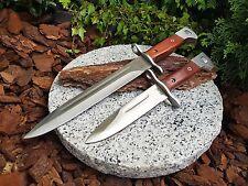 2er MESSER CCCP BUSCHMESSER BOWIE KNIFE JAGDMESSER COLTELLO TASCHENMESSER