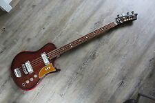 Russian 1970`S/80`S URAL electric bass guitar