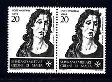 SMOM - 1967 - FOGLI - San Giovanni Battista, patrono dell'Ordine - Botticelli