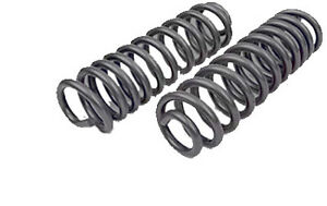 """D 1980-1996 Ford F150 F-100 2WD 3"""" Front Drop COIL Lowering Springs #253630"""