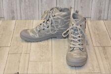 Rocket Dog Porter Undercover Boots - Women's Size 9, Grey (Damaged)
