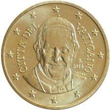 Pièces euro du Vatican année 2014 50 Cent