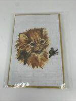 Sandi Phipps/' Mini Pictures to Treasure Counted Cross Stitch Kit Autumn Floral 4 x 3 Framable Image Complete Kit
