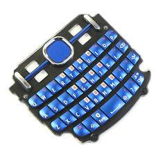 Nokia Asha 201 200 Tastatur Tastaturmatte Keypad Key Pad Tasten matte Blau