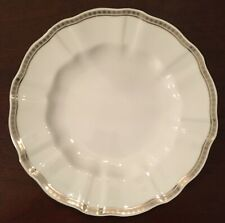 Royal Crown Derby - Carlton Platinum Dinner Plate - New Old Stock