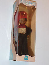 ancien vintage MINI POUPEE DOLL puppe RDA Konigseer Puppen DOLLI PETIT RAMONEUR